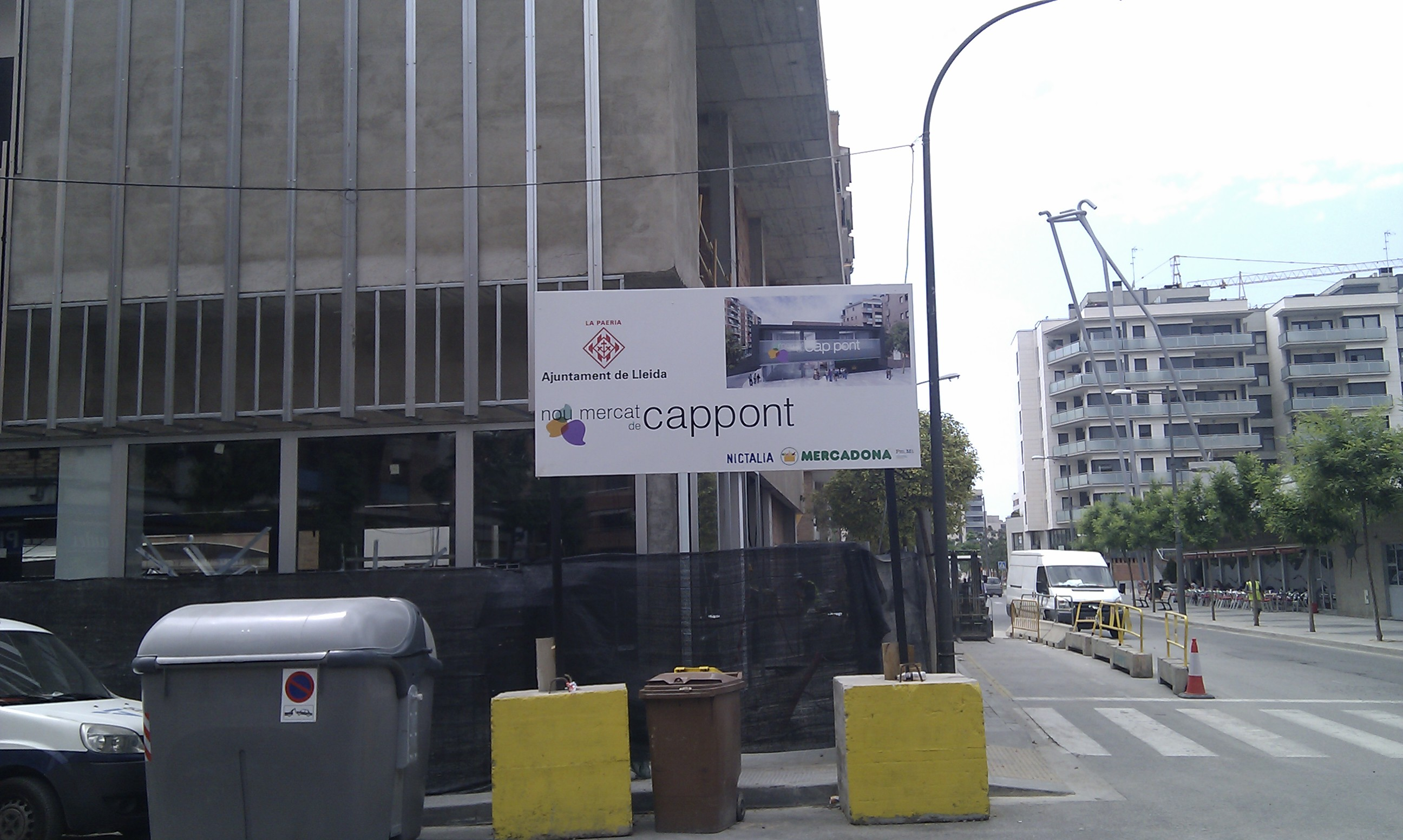 El Mercado Municipal de Cappont, un ejemplo seguir