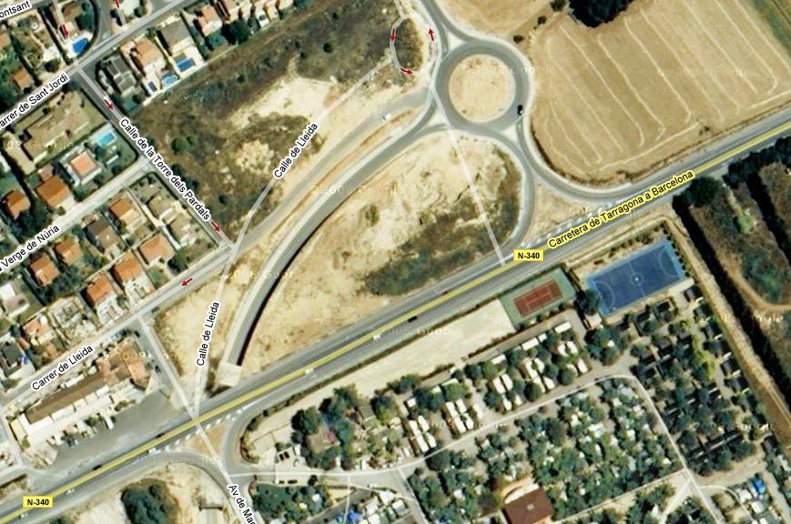 Nuevo proyecto de NICTALIA en el eje de la Carretera Nacional 340.