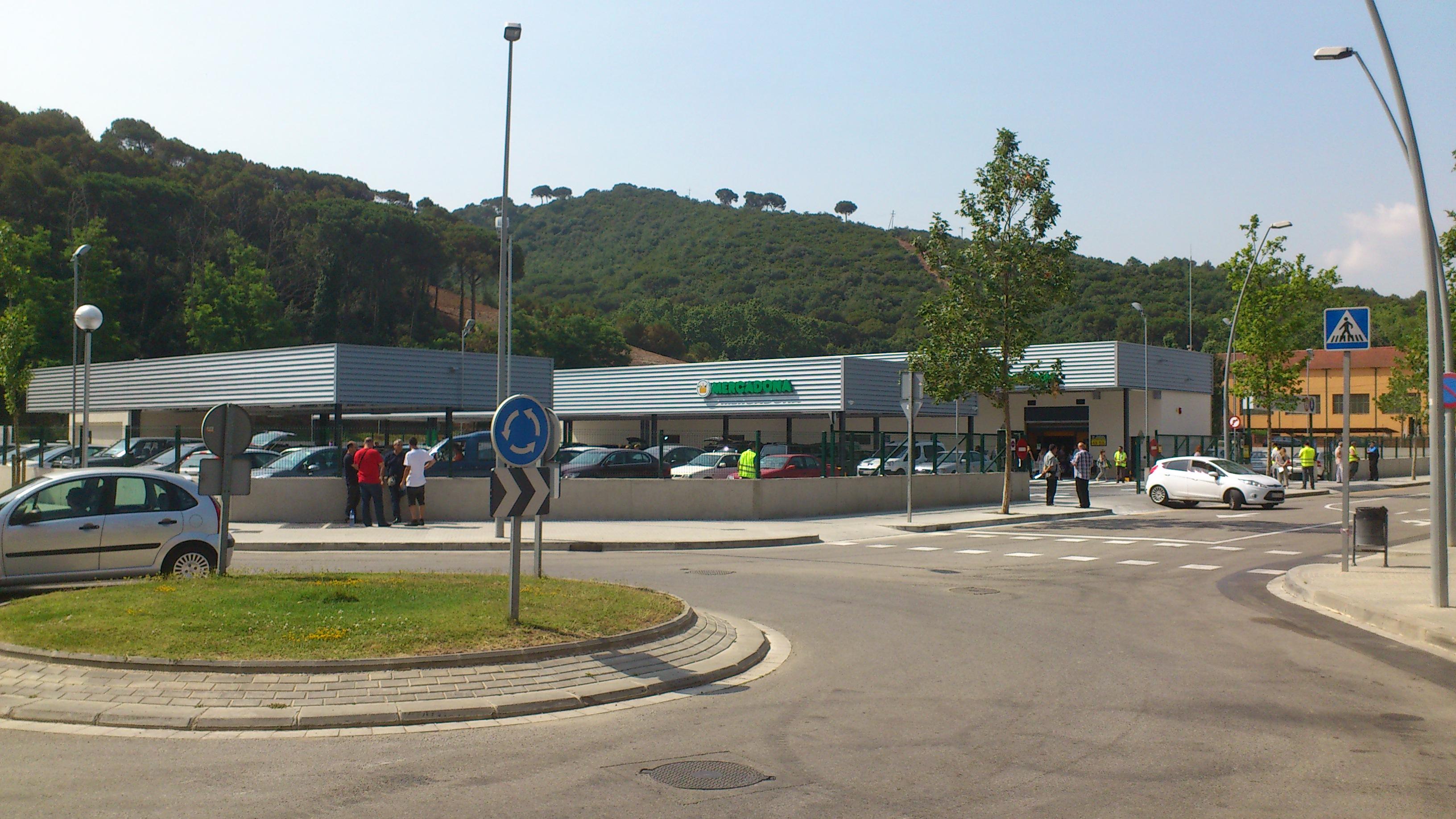 Con la participación de NICTALIA en el proyecto, hoy se ha inaugurado un nuevo supermercado en Sant Fost de Campsentelles, Barcelona.