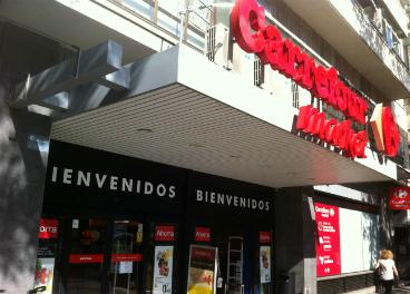 Carrefour se instala en el mercado de Provençals de Barcelona