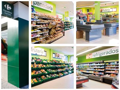 Carrefour prevé superar el centenar de aperturas en 2013